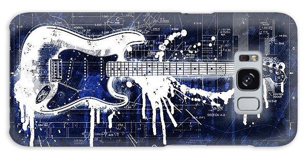 Fender Blueprint Washout Galaxy Case