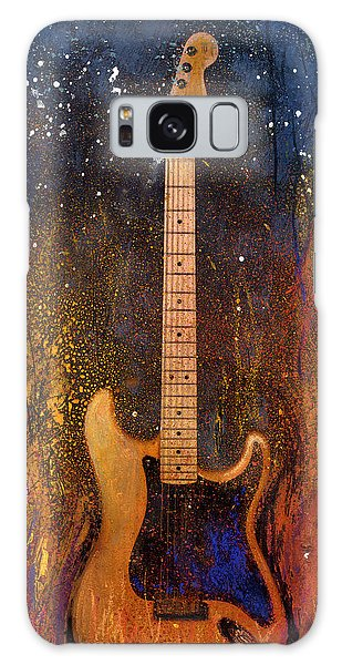 Fender On Fire Galaxy Case