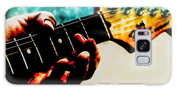 Eric Clapton Galaxy Case - Fender Strat by Bob Orsillo