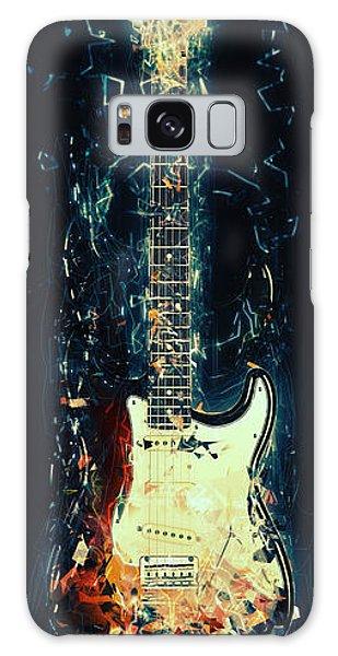 Eric Clapton Galaxy Case - Fender Strat by Zapista Zapista