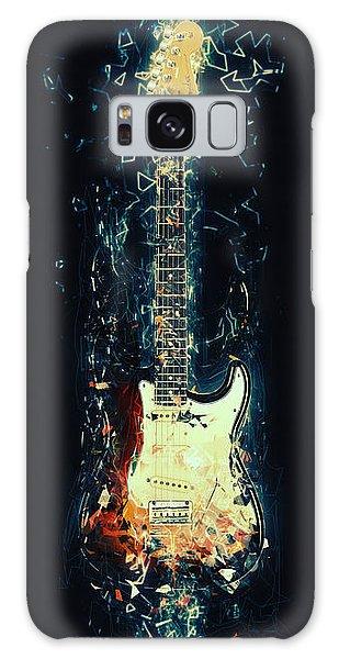 Galaxy Case - Fender Strat by Zapista Zapista