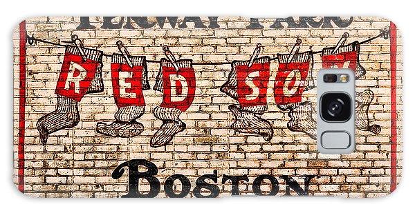 Fenway Park Boston Redsox Sign Galaxy Case