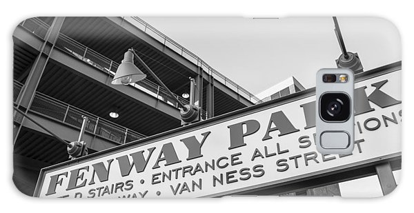 Fenway Park Sign Galaxy Case