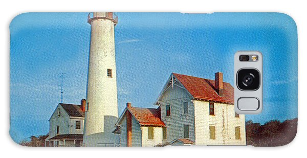 Fenwick Island Lighthouse 1950 Galaxy Case