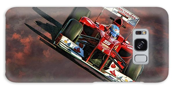 Fernando Alonso Ferrari Galaxy Case
