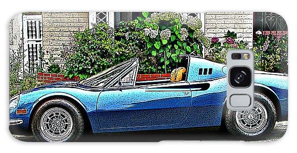Ferrari 246 Gt Dino Galaxy Case