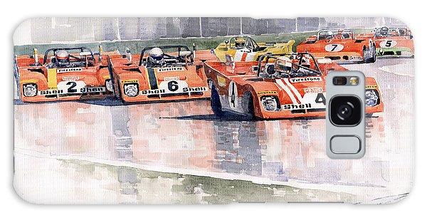 Motor Galaxy Case - Ferrari 312 Pb Daytona 6 Hours 1972 by Yuriy Shevchuk