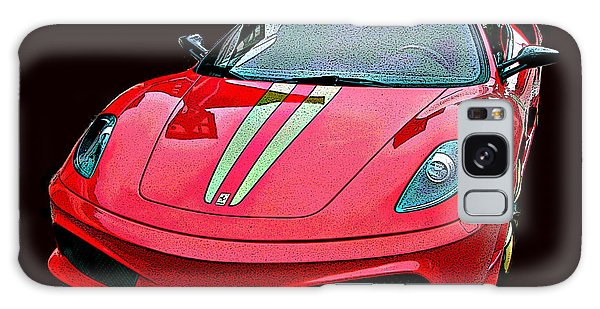 Ferrari 430 Scuderia Galaxy Case