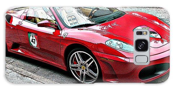Ferrari 430 Spider Galaxy Case