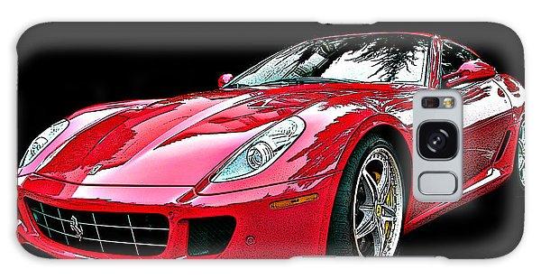 Ferrari 599 Gtb Fiorano Galaxy Case by Samuel Sheats