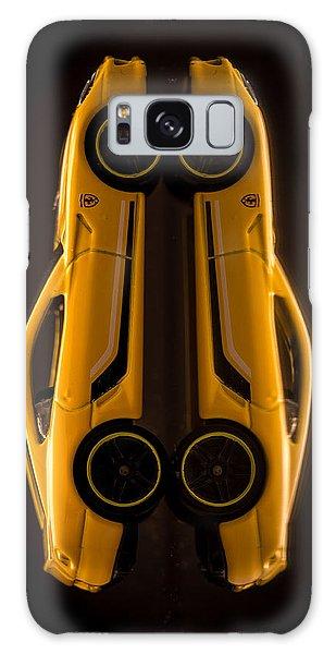 Ferrari 599 Gtb Fiorano Galaxy Case
