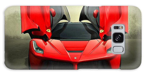 Ferrari Laferrari F 150 Supercar Galaxy Case