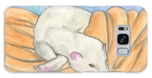 Ferret's Favorite Blanket Galaxy Case