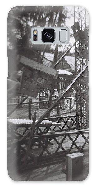 Ferris Wheel Bones Galaxy Case