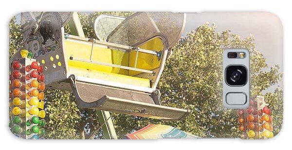 Ferris Wheel Bucket Galaxy Case