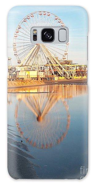 Ferris Wheel Jersey Shore 2 Galaxy Case