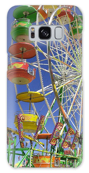 Ferris Wheel Galaxy Case