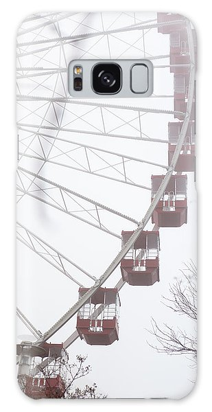 Ferris Wheel No.1 Galaxy Case
