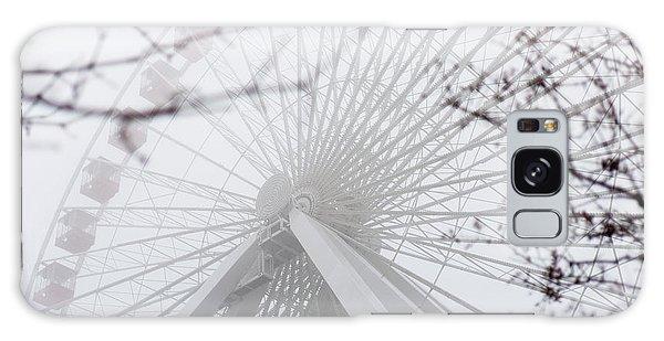 Ferris Wheel No.2 Galaxy Case