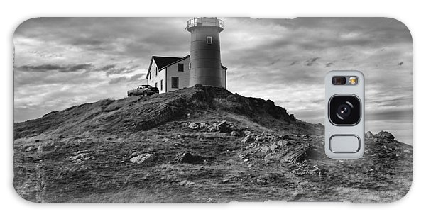 Ferryland Lighthouse Galaxy Case
