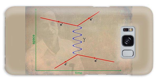 Feynman Diagram Galaxy Case
