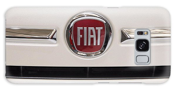 Fiat Logo Galaxy Case