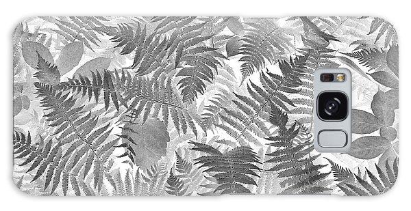 Fiddlehead Ferns Galaxy Case