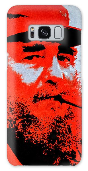 Fidel Castro Galaxy Case