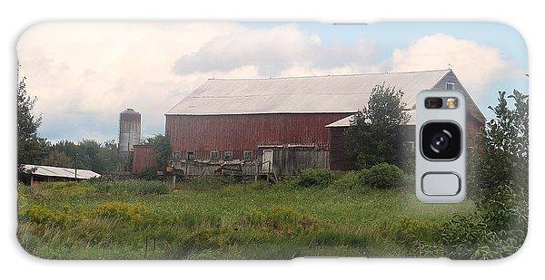 Field And Farm Galaxy Case