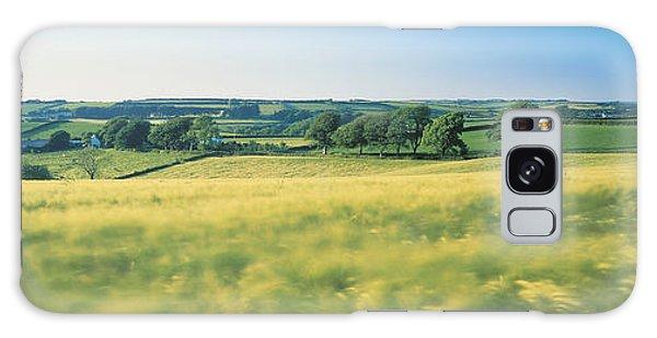 North Devon Galaxy Case - Field Near Barnstaple, North Devon by Panoramic Images