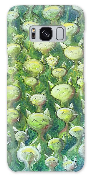 Field Of Cats Galaxy Case