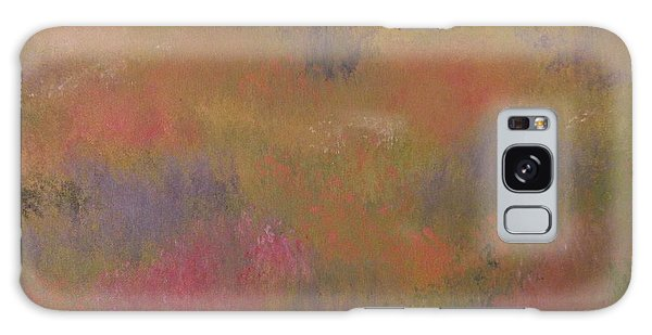 Field Of Flowers Abstract Galaxy Case