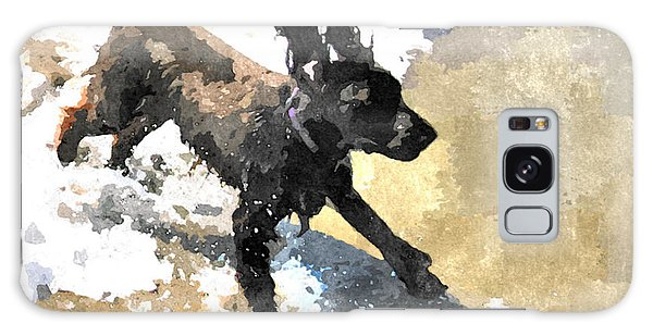 Field Spaniel Joy Galaxy Case