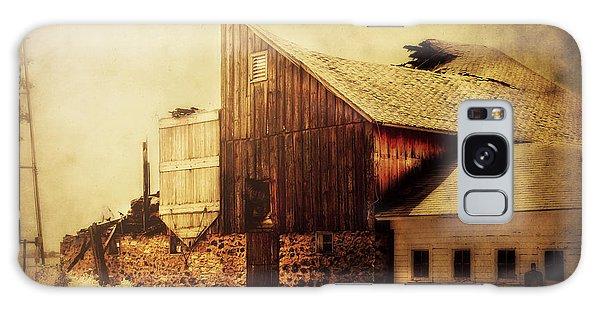 Field Stone Barn 2 Galaxy Case