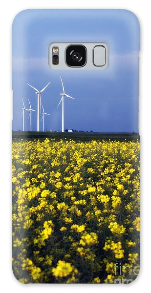 Fields Of Gold Galaxy Case