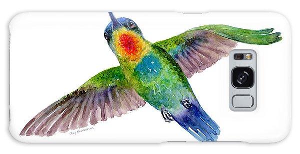 Fiery-throated Hummingbird Galaxy Case