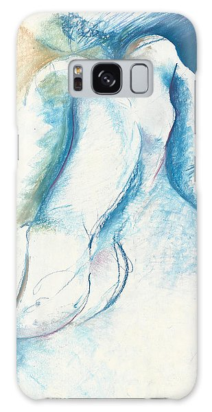 Figurative Abstract Galaxy Case