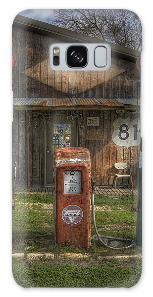 Fill 'er Up Galaxy Case by David and Carol Kelly