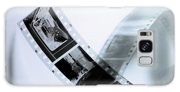 Film Strips Galaxy Case