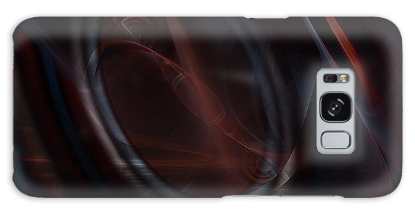 Filtered Perspective/mirror Mirror Galaxy Case by Linda Whiteside