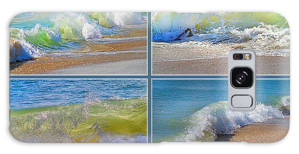 Time Frame Galaxy Case - Find Your Inspiration by Betsy Knapp