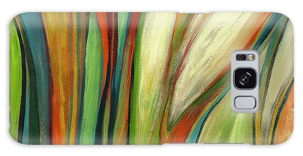 Abstract Galaxy Case - Finding Paradise by Jennifer Lommers