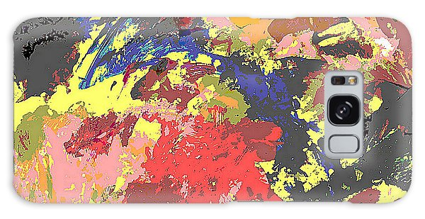 Fine Art Digital Palette 0848b Galaxy Case