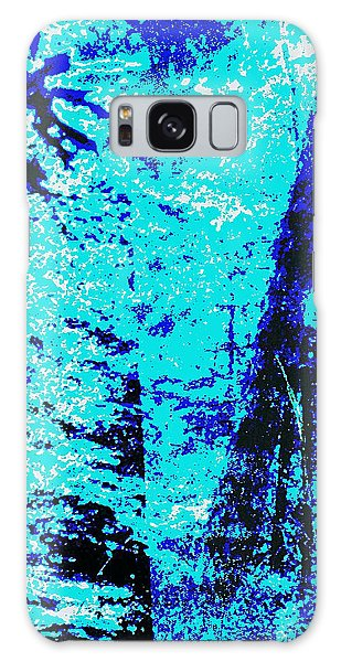 Fine Art Original Digital Forest Scene Maryland Galaxy Case