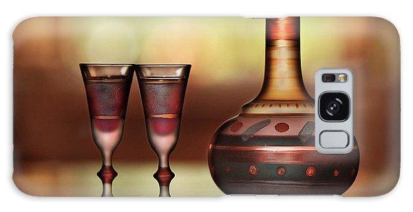 Glass Galaxy Case - Fine Tawny Port by Bragi Ingibergsson -