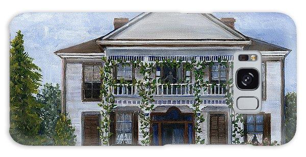 Finn Hotel Pleasant Hill Louisiana Galaxy Case by Lenora  De Lude