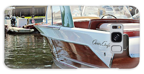 Finned Chris Craft Galaxy Case