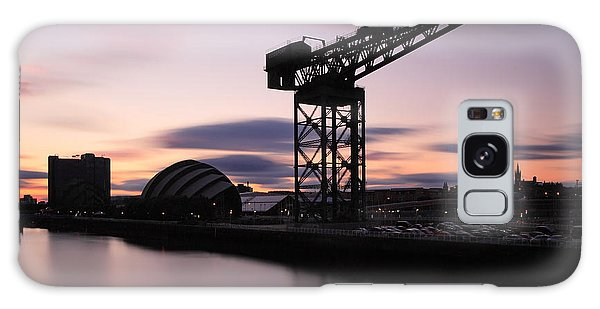 Finnieston Crane Glasgow  Galaxy Case