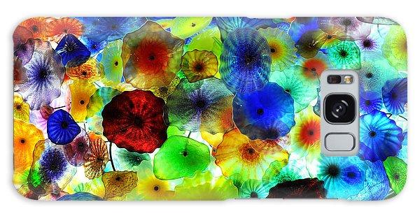 Fiori Di Como By Glass Sculptor Galaxy Case by Gandz Photography