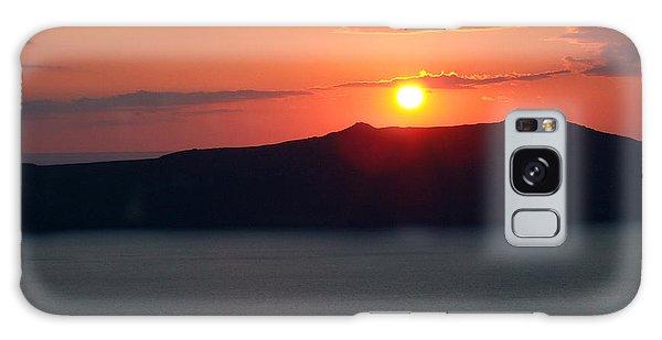 Firastefani Sunset Galaxy Case